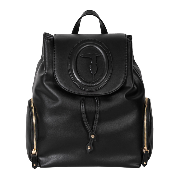 sakidio platis trussardi black soft