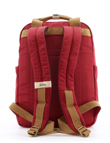 backpack red-3