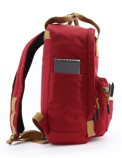 backpack red-5