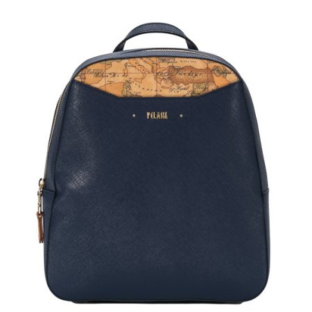 blue backpack alviero