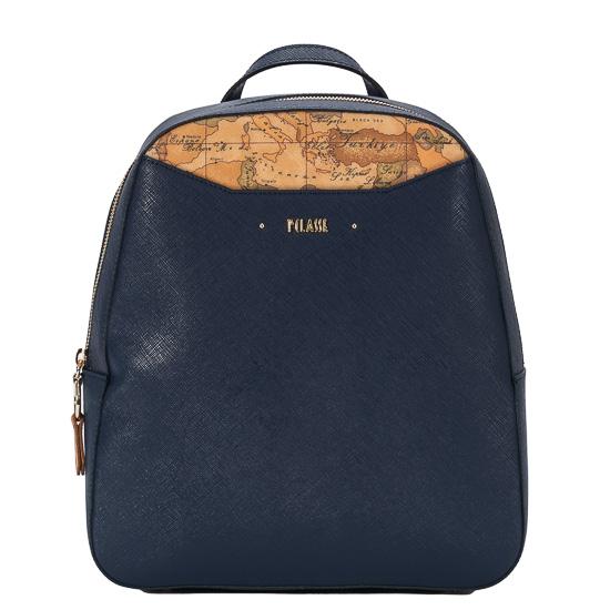 blue backpack alviero