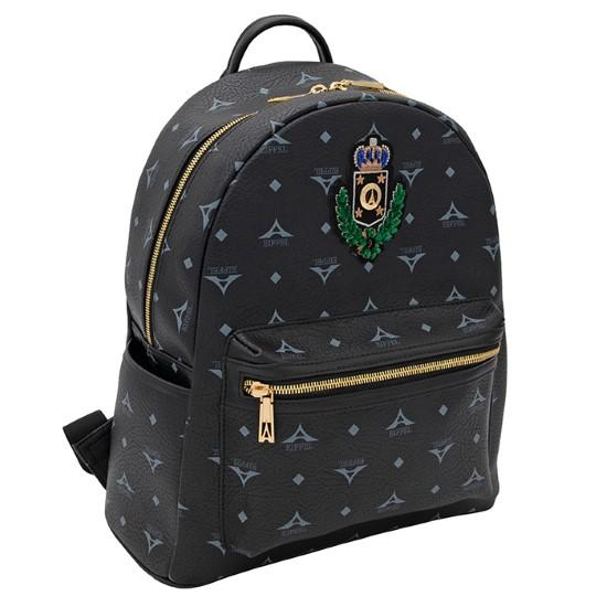black me oikosimo backpack