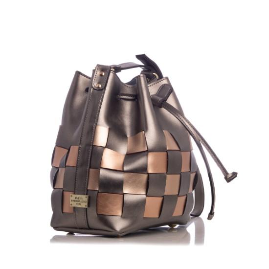 multicolored grey bags ea-1