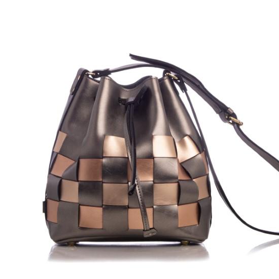 multicolored grey bags ea