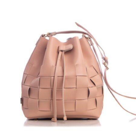 pink pougi ea bags