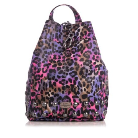 backpack purple elena athanasiou
