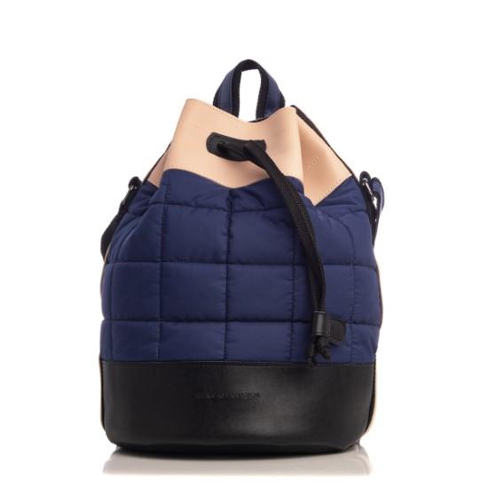 holiday bag ocean blue