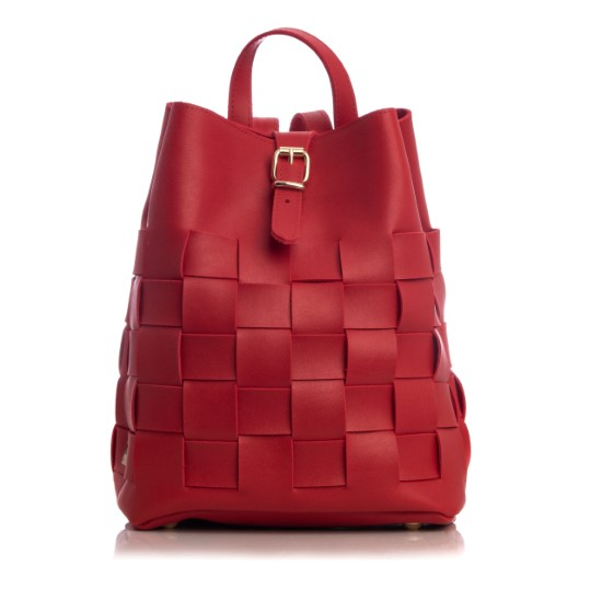 sakidio red ea bags