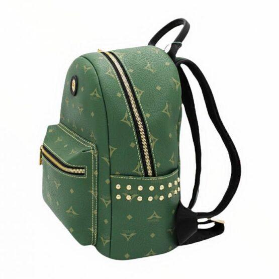 backpack green -2
