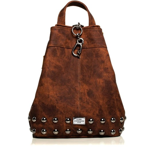 brown nikel ea bags
