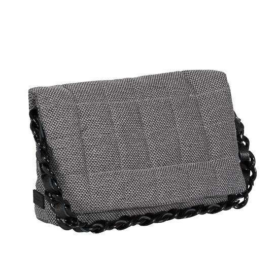 elena athanasiou pillow black