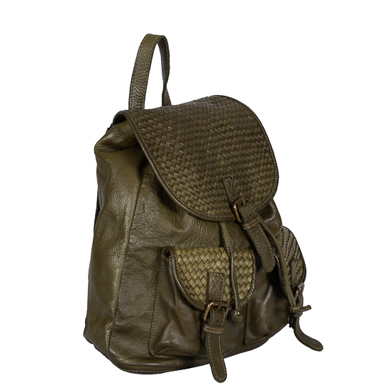 IT backpack green-1