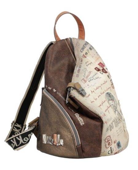 backpack anekke brown