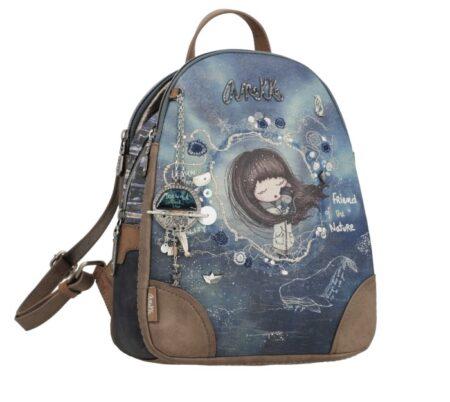 backpack blue anekke